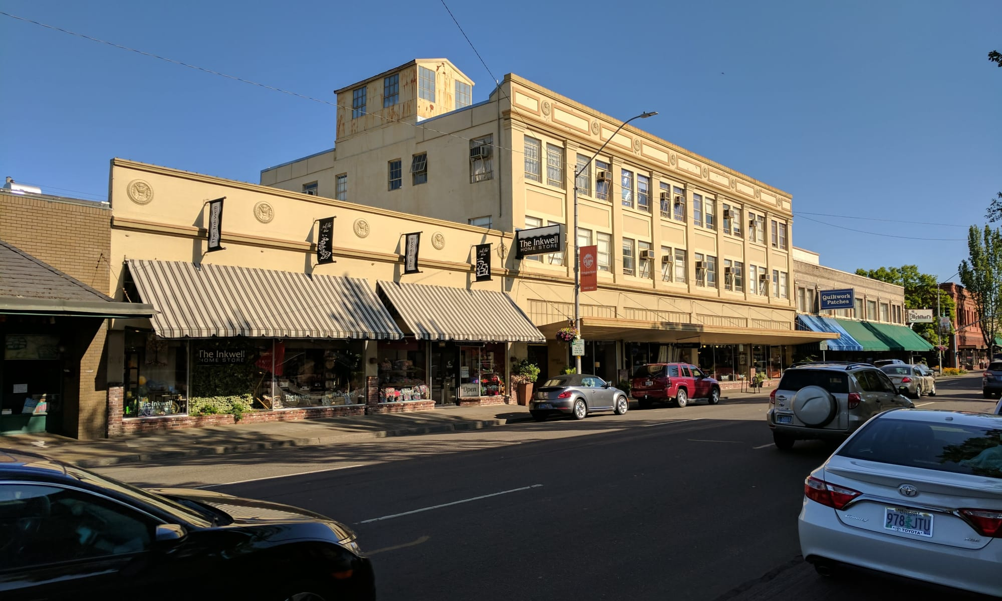 The Crees Building in Corvallis, Oregon