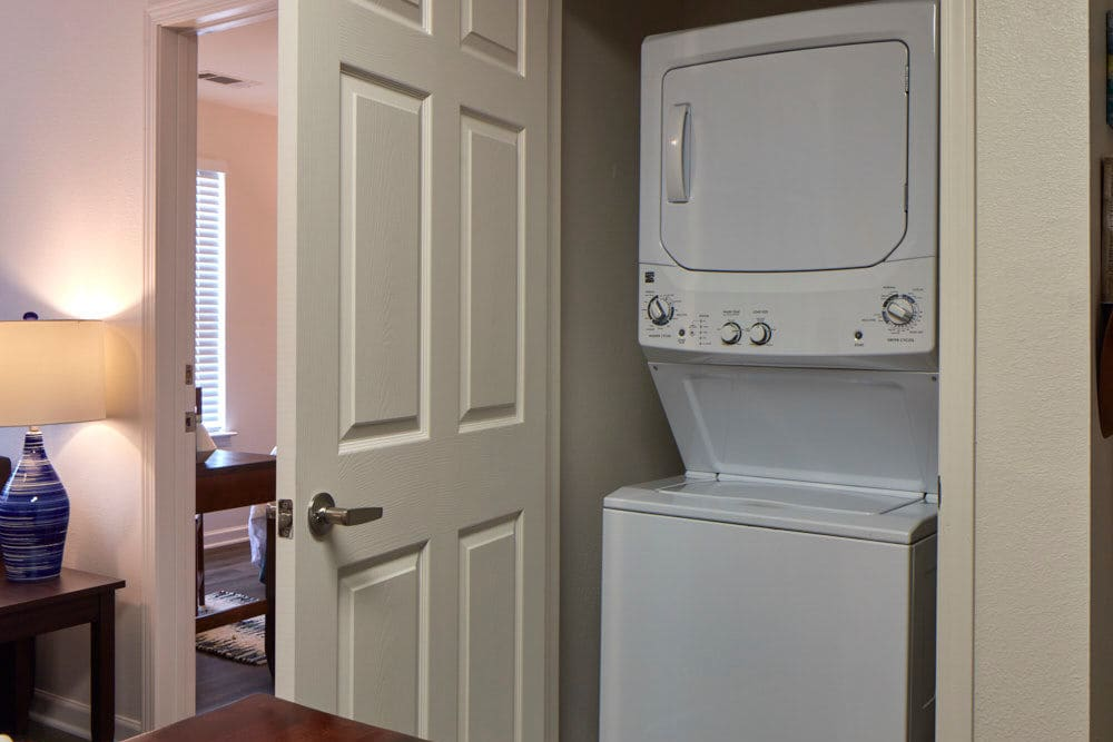 Full appliance package included at Trifecta Apartments