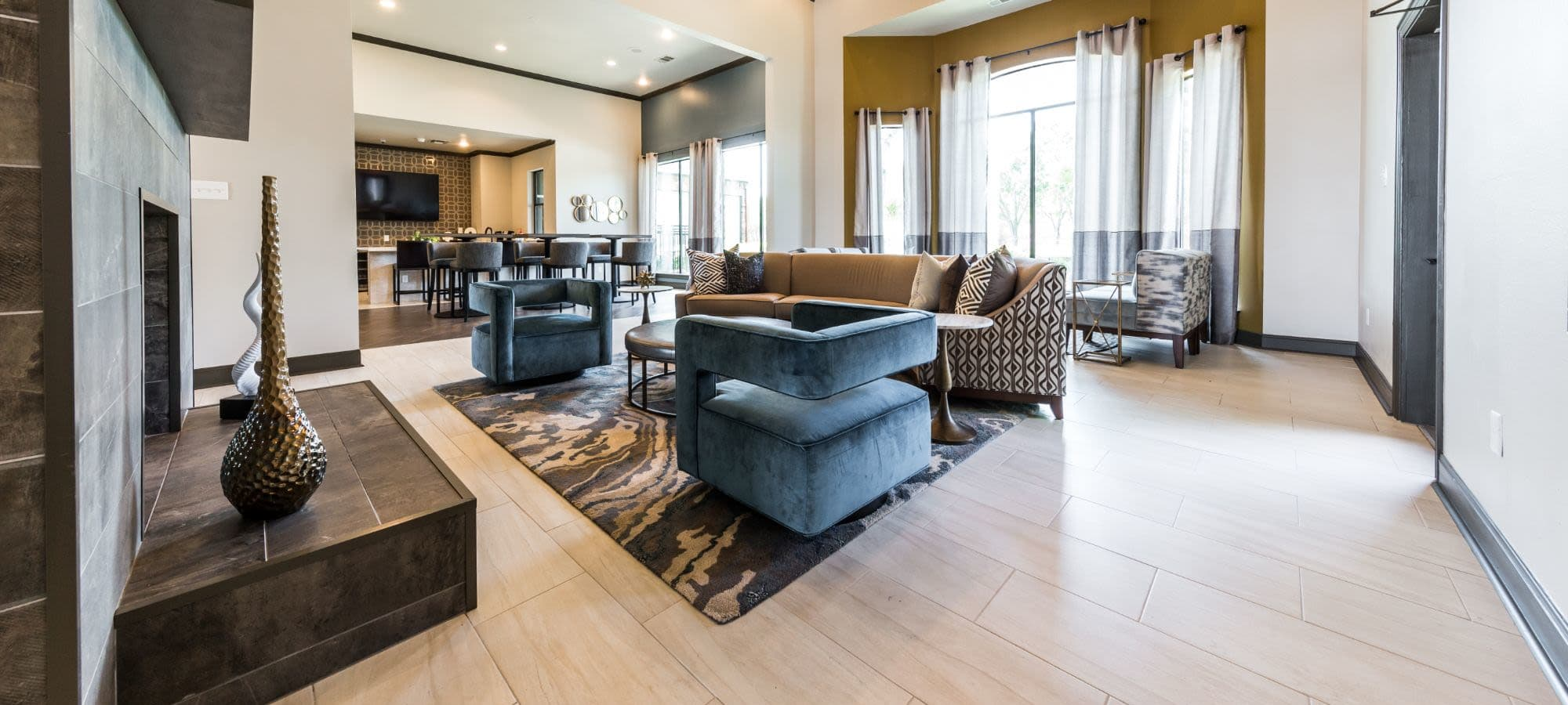 Virtual tours of Marquis at Stonebriar in Frisco, Texas