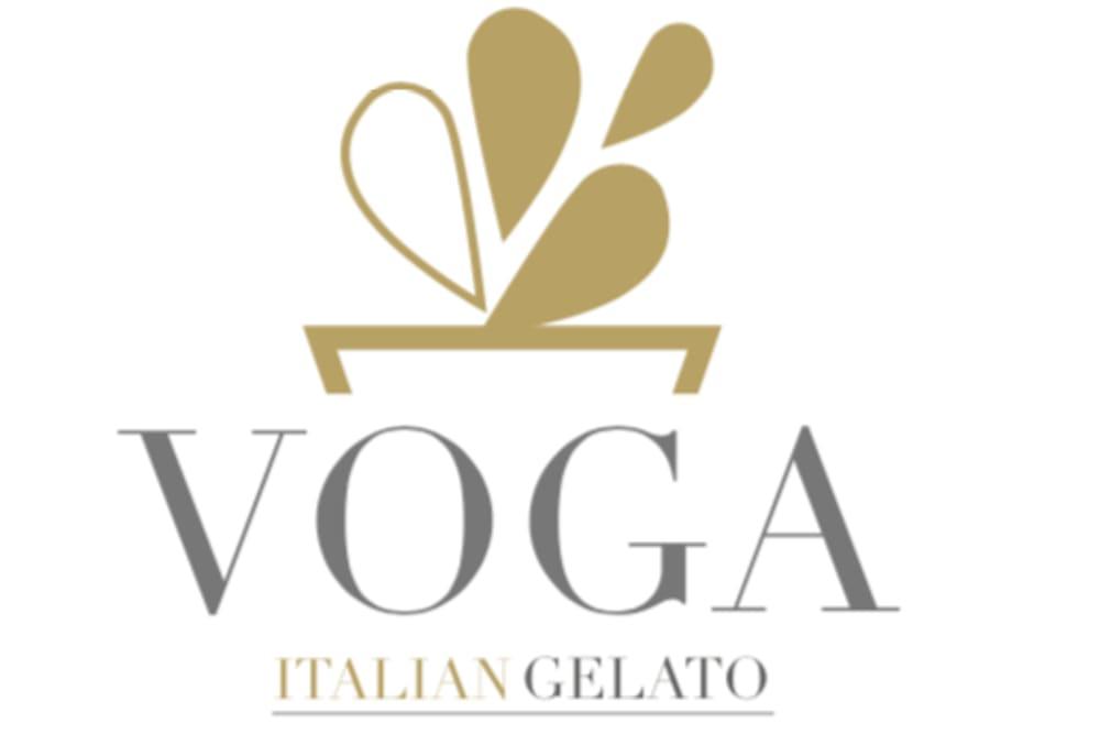 Voga logo at Inman Quarter in Atlanta, Georgia