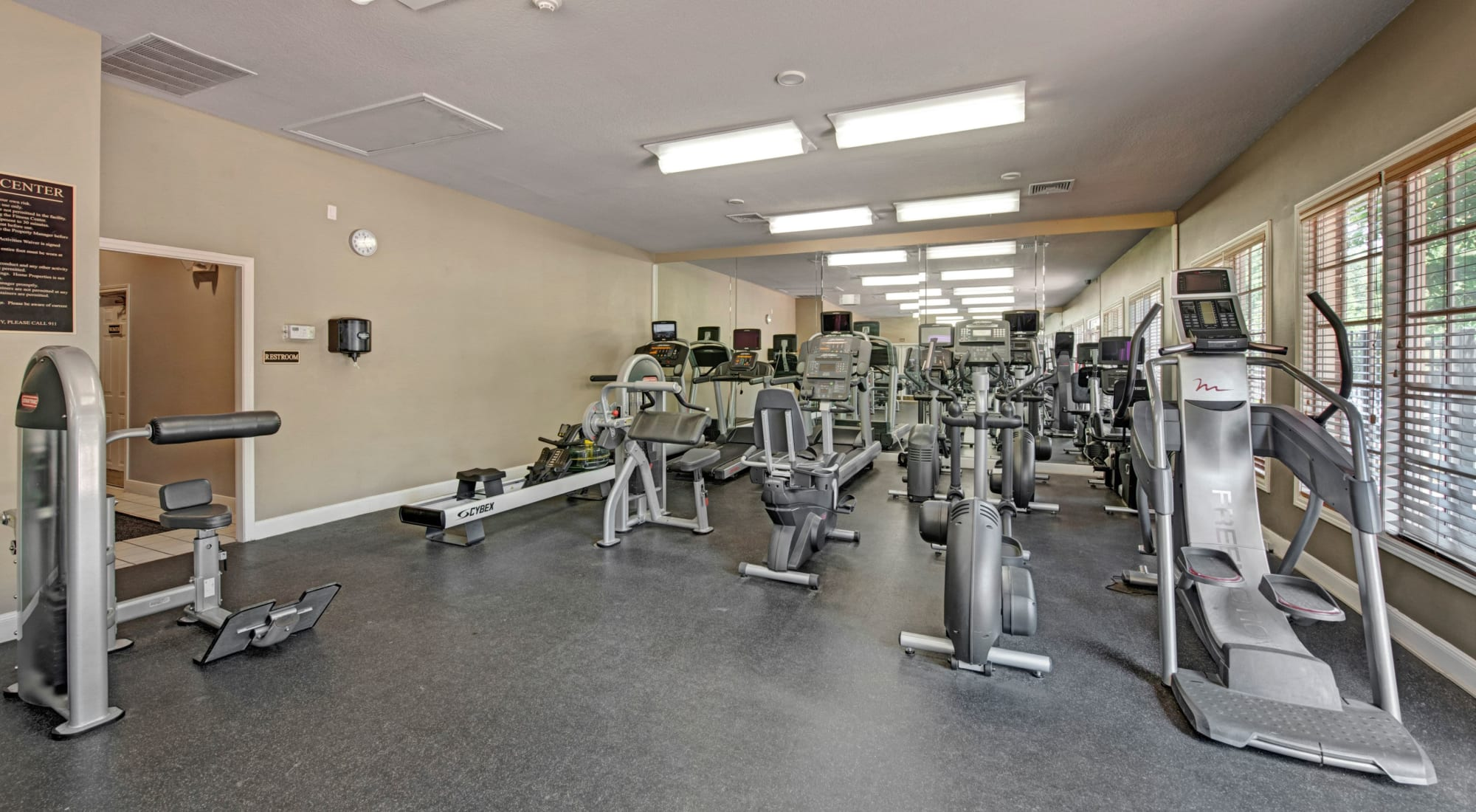 Amenities at Woodway at Trinity Centre in Centreville, Virginia