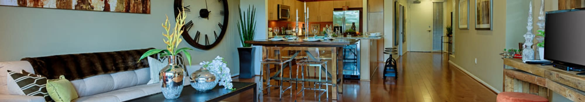 Floor Plans at Ten Wine Lofts in Scottsdale, Arizona