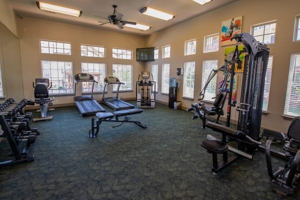 Park at Tuscany fitness center