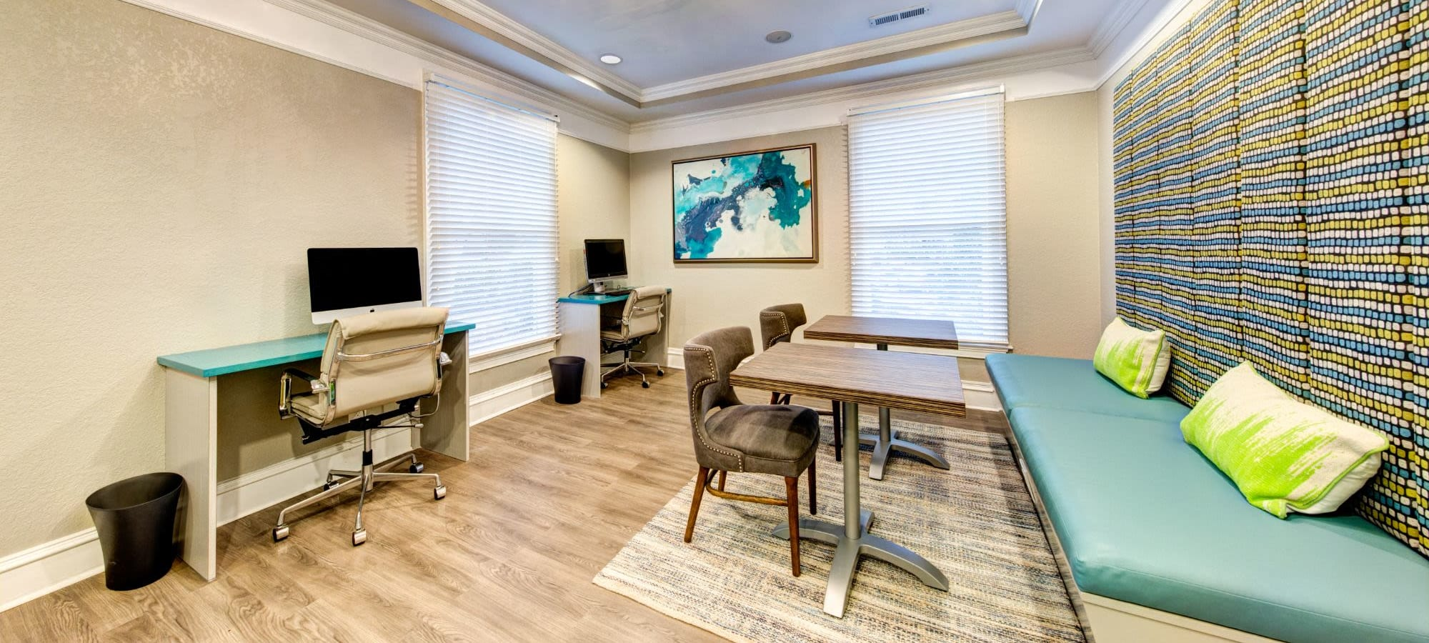 Virtual tours of Marquis on Edwards Mill in Raleigh, North Carolina