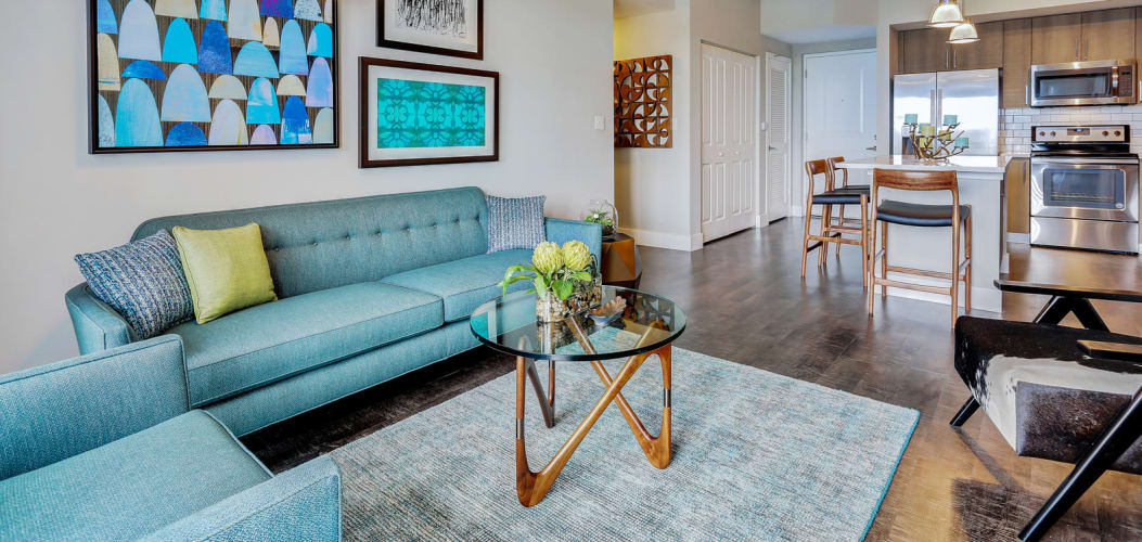 Find the right apartment for you at Casa Vera in Miami