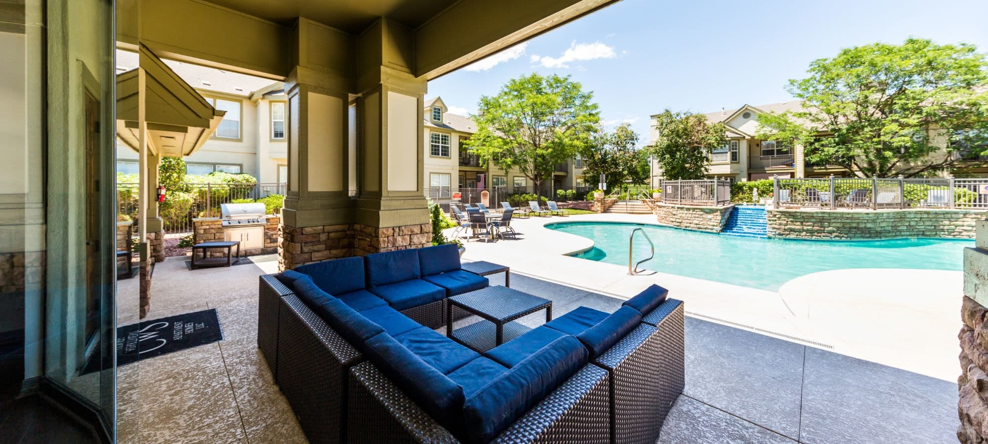 Amenities at Marquis at Town Centre in Broomfield, Colorado
