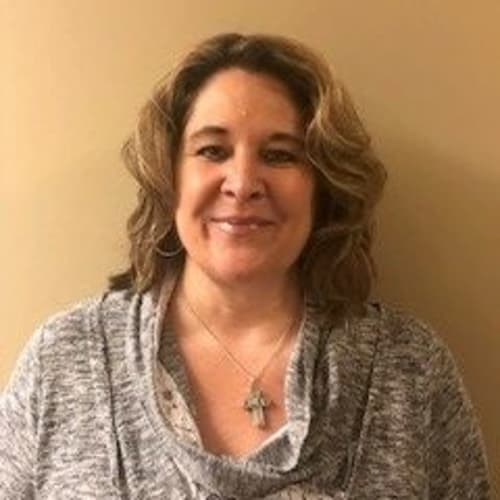 Maureen Gwazda, Director of Health and wellness of Keystone Place at Newbury Brook in Torrington, Connecticut