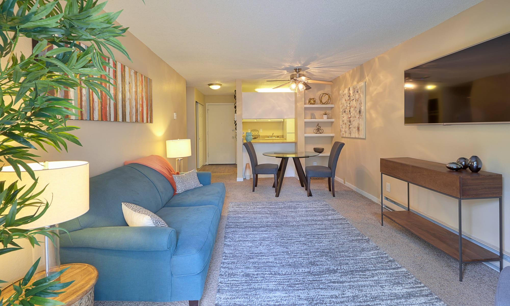 Learn more about The Boulevard at South Station Apartment Homes in Tukwila, WA