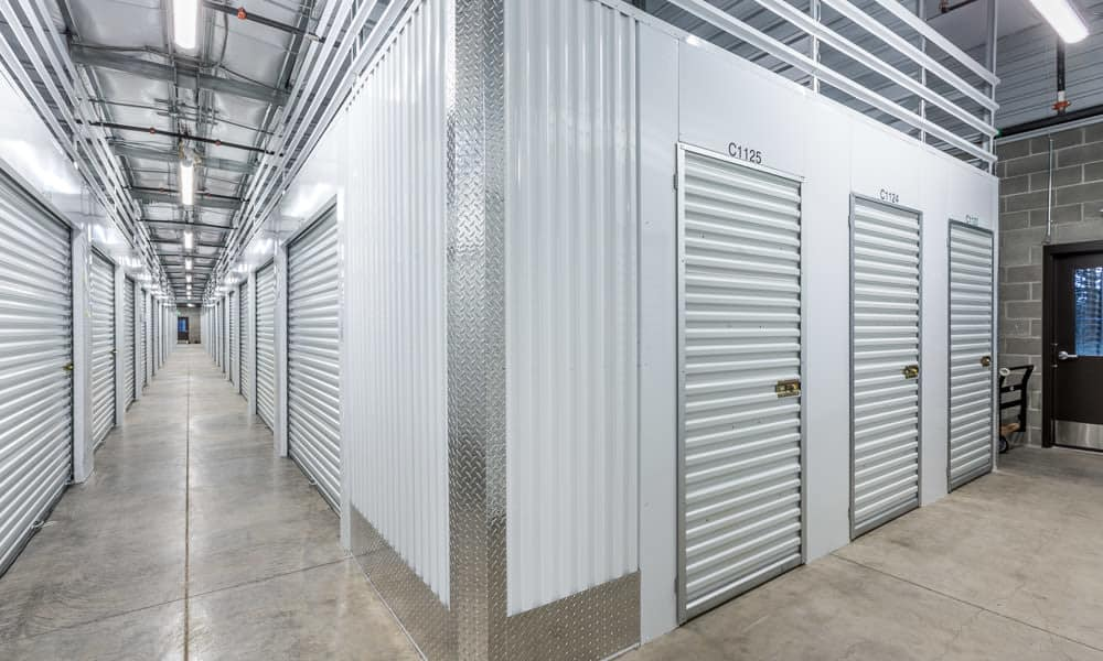 Climate Controlled units at Raceway Heated Storage - Covington in Covington, Washington