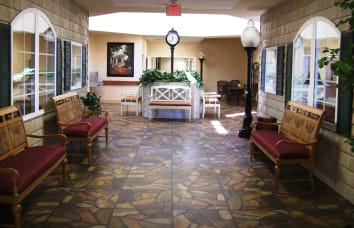 Link to Senior Living at Forest Ridge's Morrison Woods Health Campus location