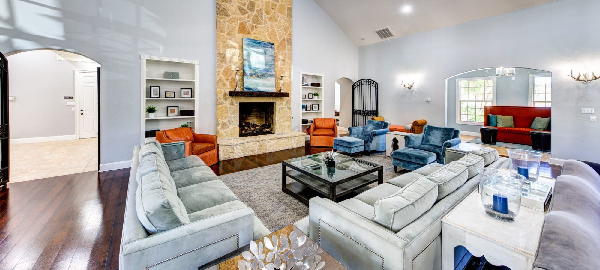 Resident information for Marquis at Silver Oaks in Grapevine, Texas