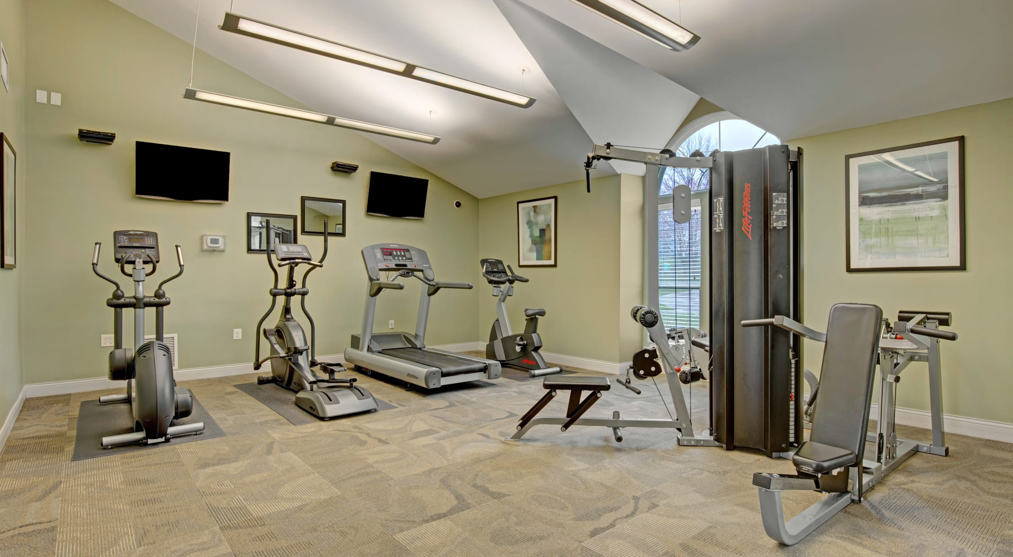 Amenities at Ridgeview at Wakefield Valley in Westminster, Maryland