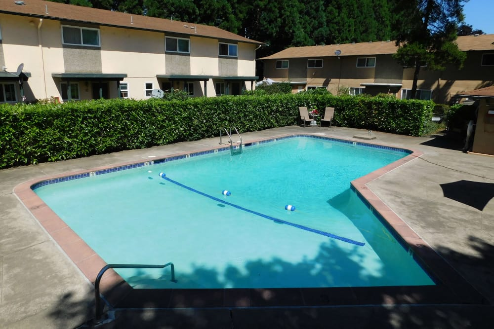 Our apartments in Eugene, Oregon offer a swimming pool