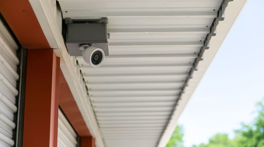Oudoor security camera at KO Storage of Annandale - Myrtle in Annandale, Minnesota