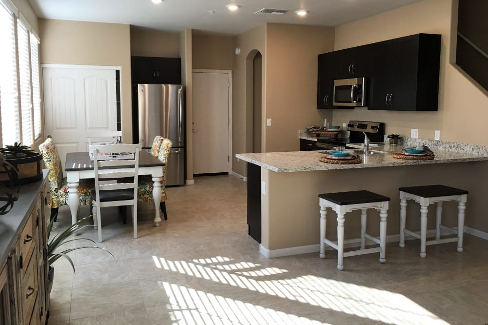 View the floor plans at BB Living at Vistancia in Peoria, Arizona