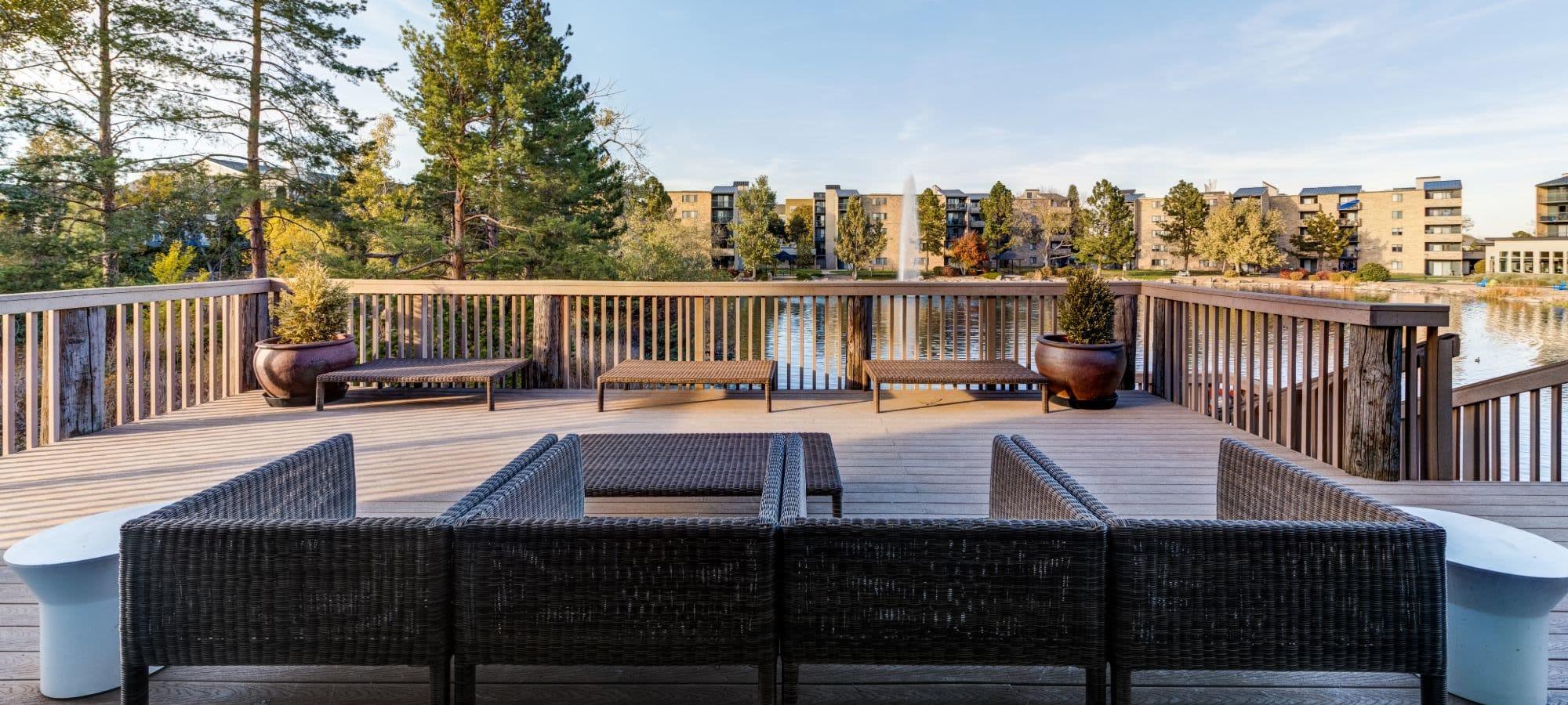Floor plans at Ashford Belmar in Lakewood, Colorado