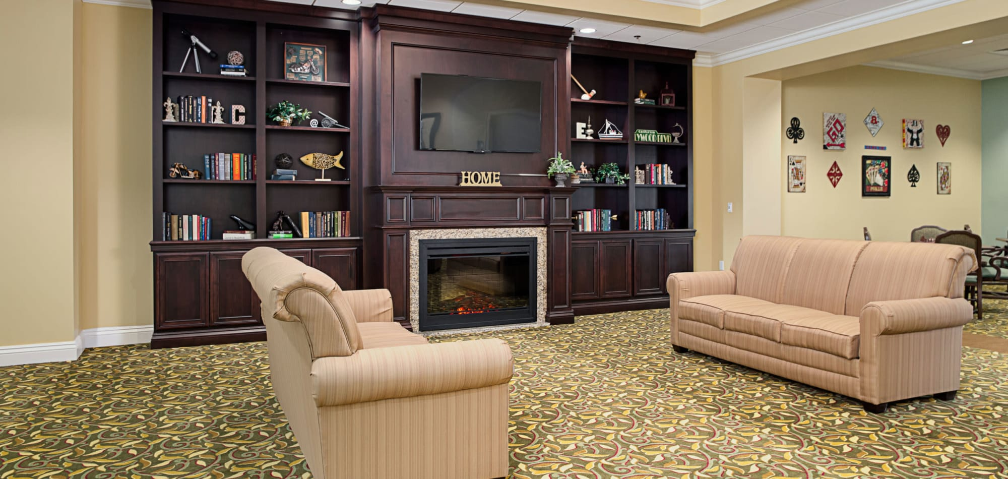 Grand Villa of DeLand in Florida senior living