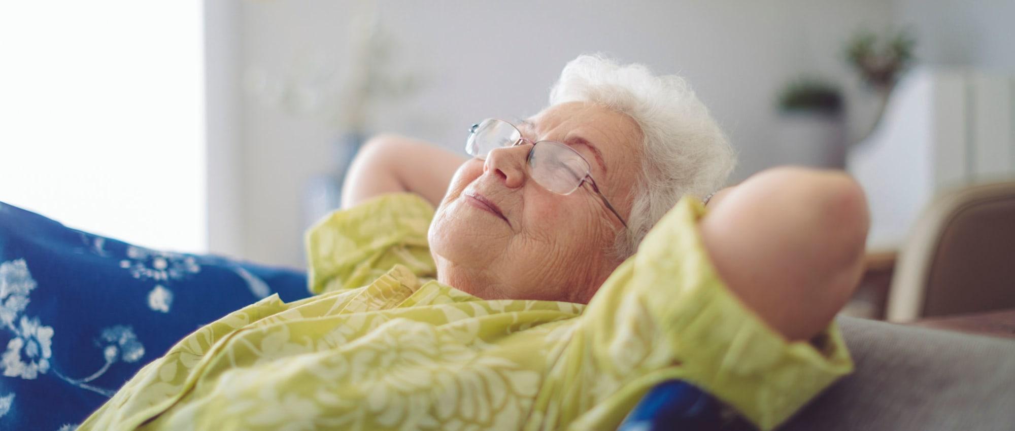 Living options at Milestone Senior Living Woodruff in Woodruff, Wisconsin.