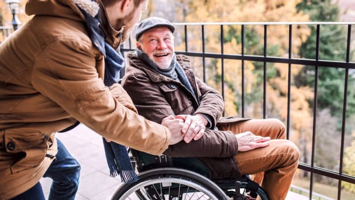 Vacations for Disabled Seniors