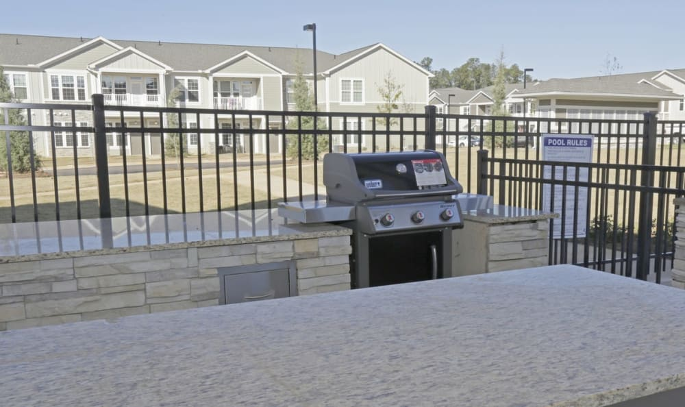 Grill at Springs at Laurens Road in Greenville