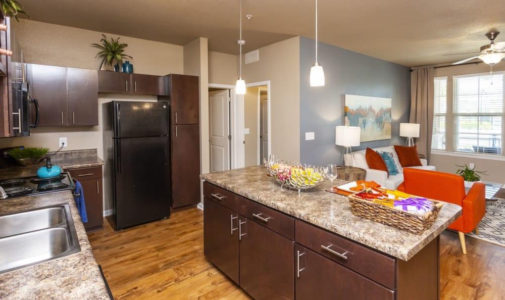 Kitchen at Springs at Gulf Coast in Estero, FL