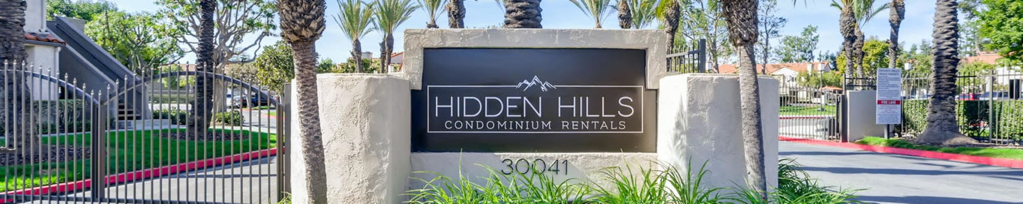 Photo gallery at Hidden Hills Condominium Rentals in Laguna Niguel, California