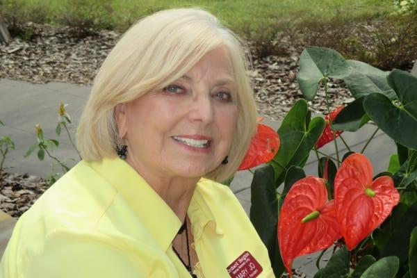 Mary Jo Greenwood at Ivy Creek Gracious Retirement Living in Glen Mills, Pennsylvania
