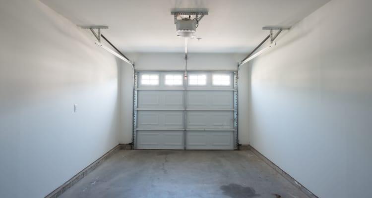 Garage Interior at Stonebridge Enclave in Ballston Lake