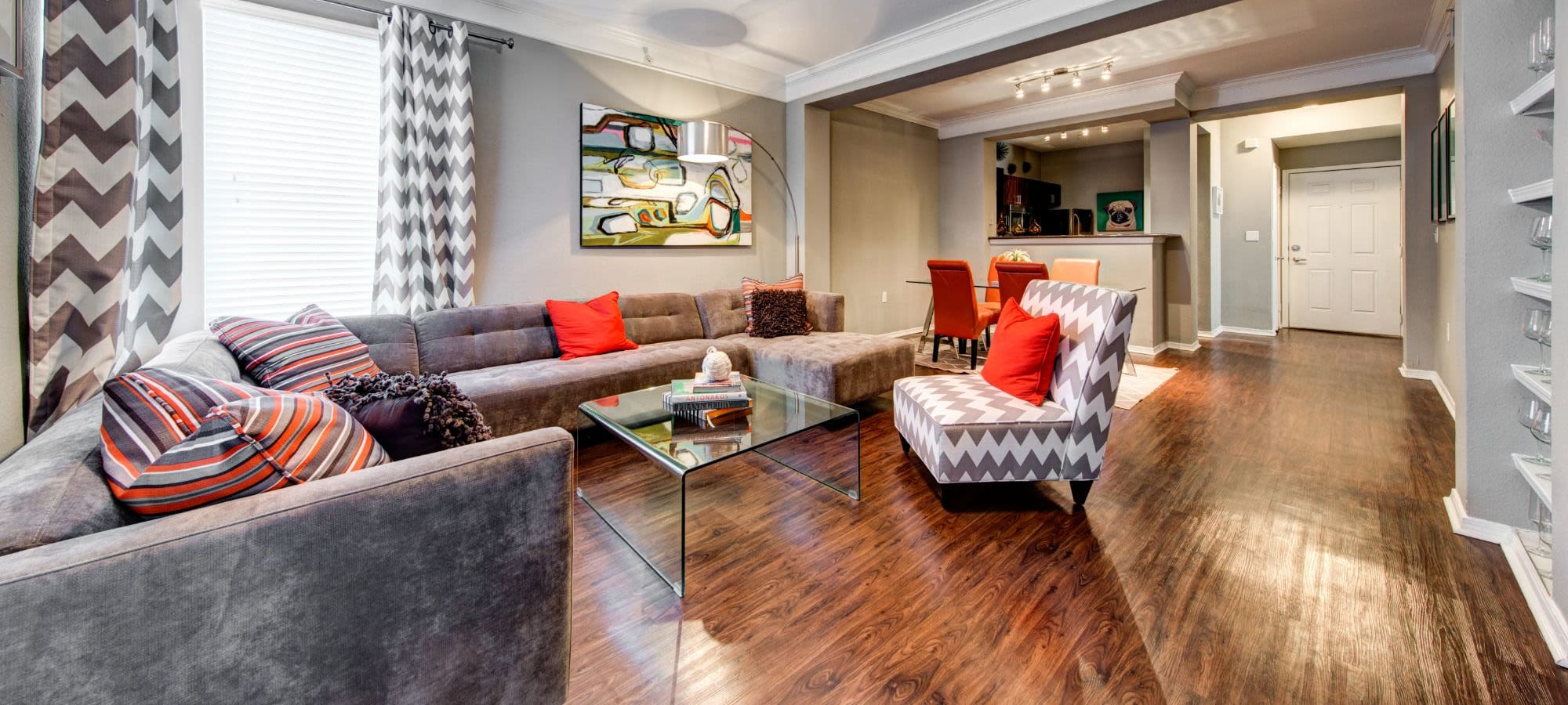Floor plans at Marquis on Gaston in Dallas, Texas