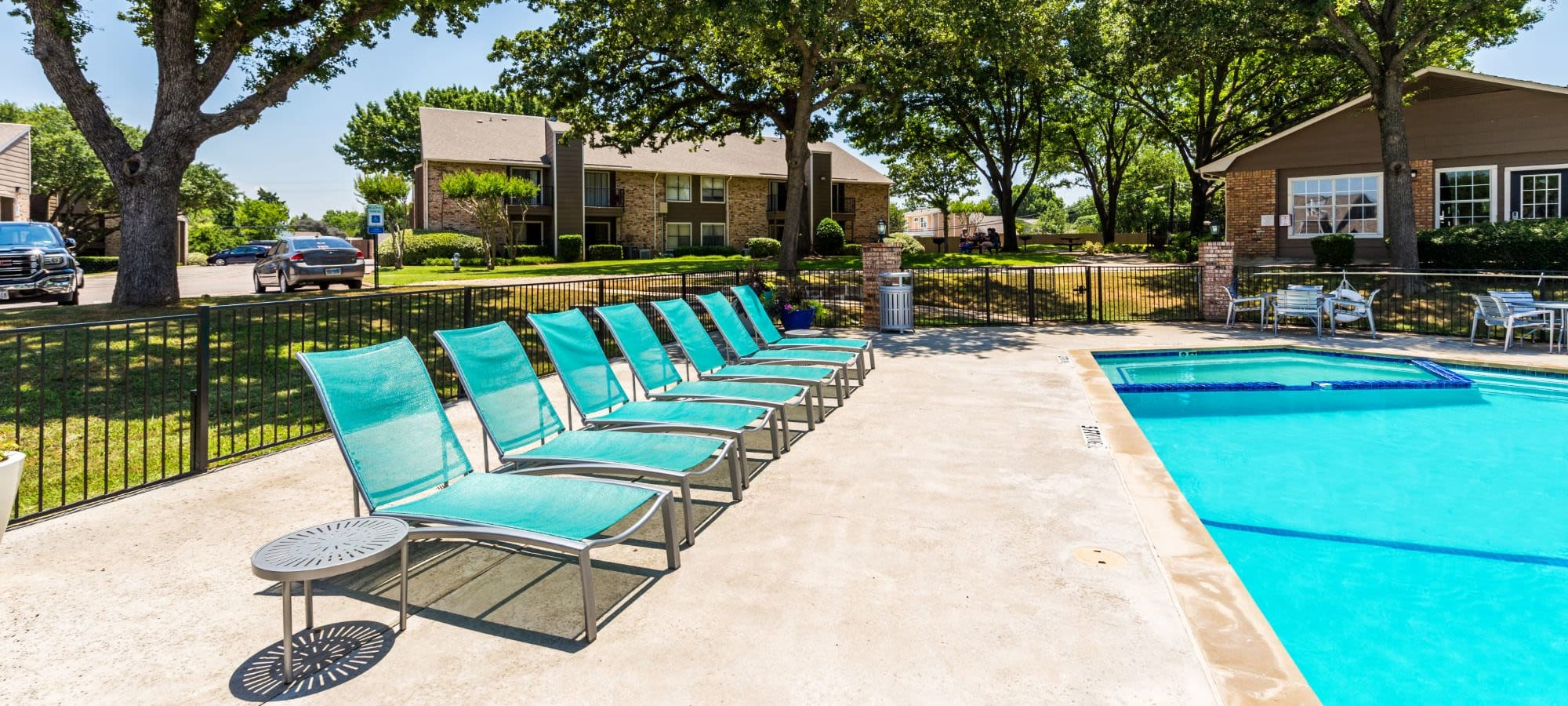 Amenities at The Park at Flower Mound in Flower Mound, Texas