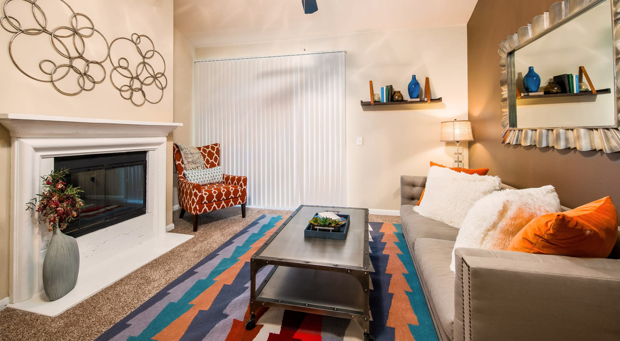 Apartments at Reserve at Pebble Creek in Plano, Texas