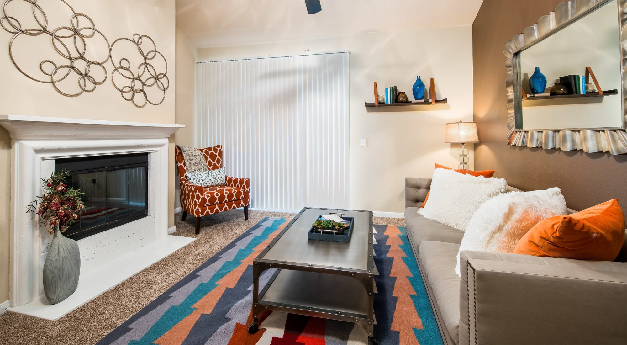 Apply to live at Reserve at Pebble Creek in Plano, Texas