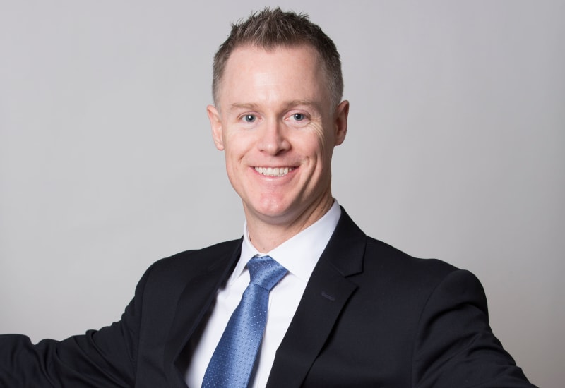 Kevin Huss at Harbor Group Management in Norfolk, Virginia