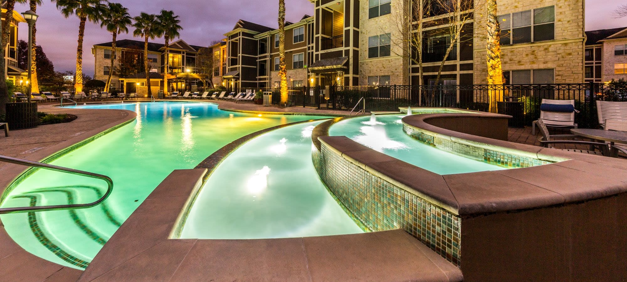 Amenities at Marquis at The Woodlands in Spring, Texas
