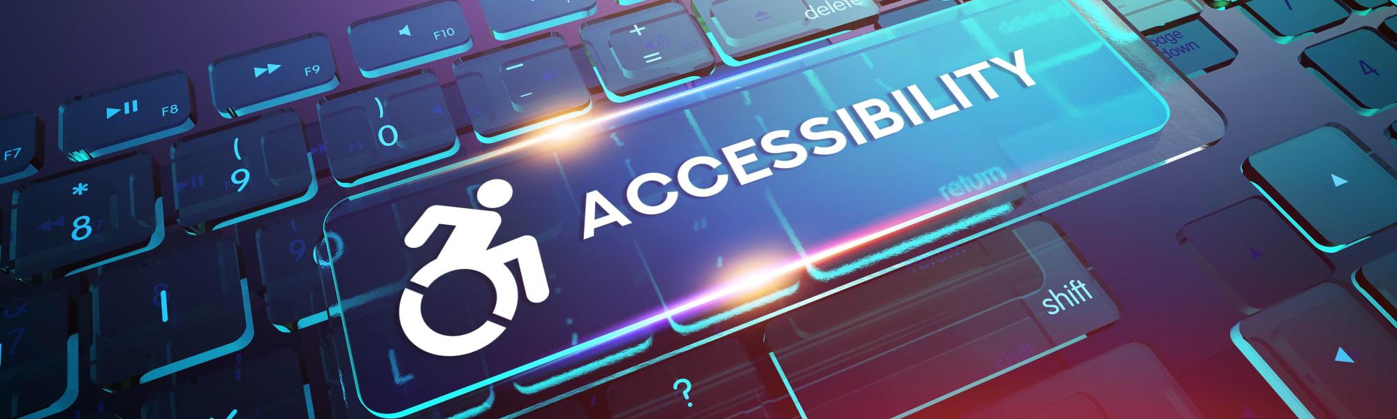 Accessibility policy for Olympus at Daybreak in South Jordan, Utah