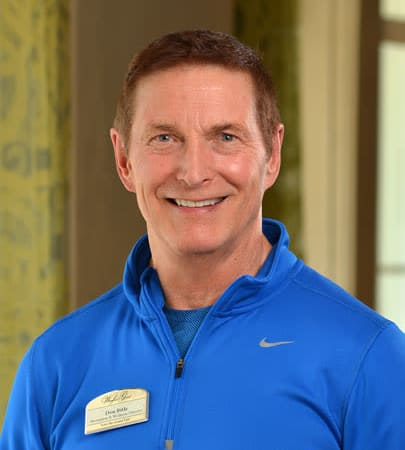 Don Bitle, Recreation and Wellness Director
