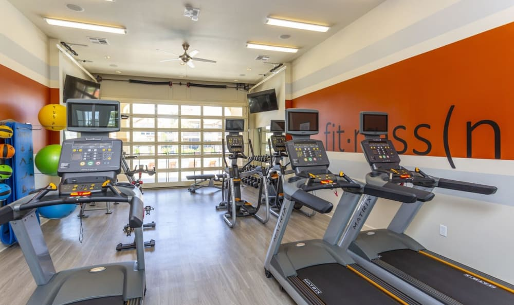 Fitness Center at Springs at Gulf Coast in Estero, FL