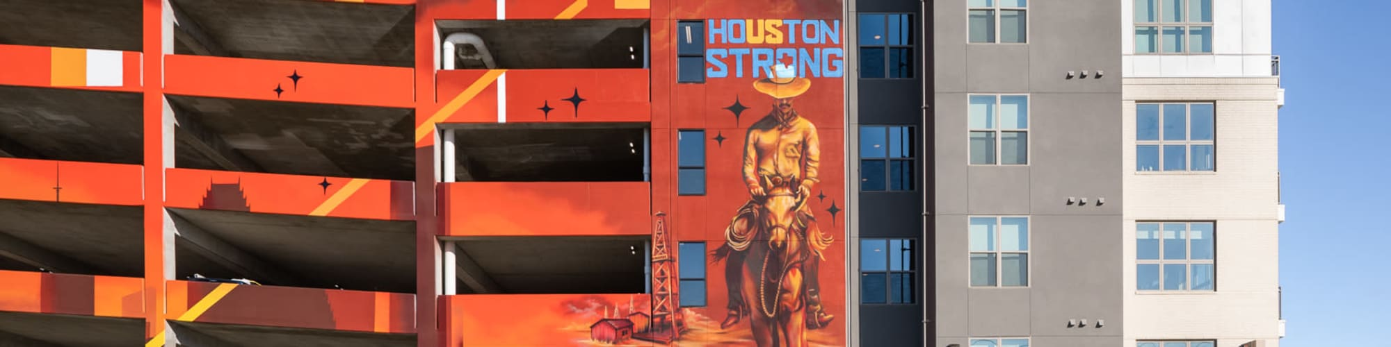 Neighborhood at Bellrock Summer Street in Houston, Texas