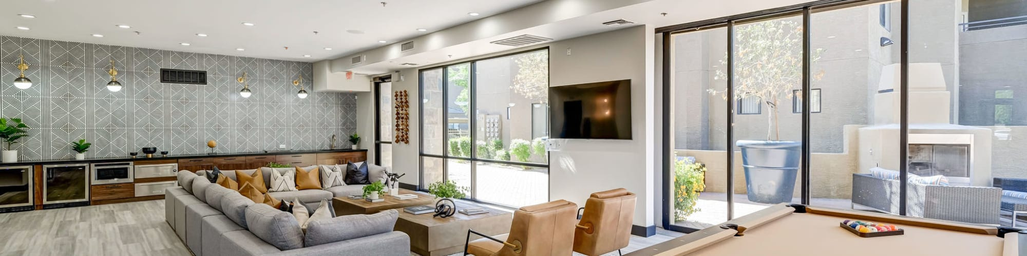 Floor plans at Spectra on 7th South in Phoenix, Arizona