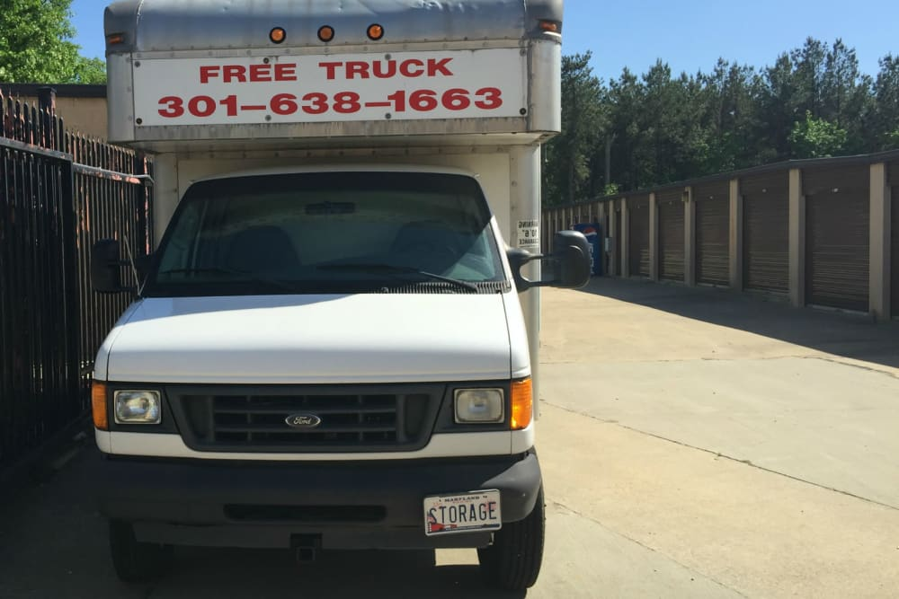 Free Truck Use