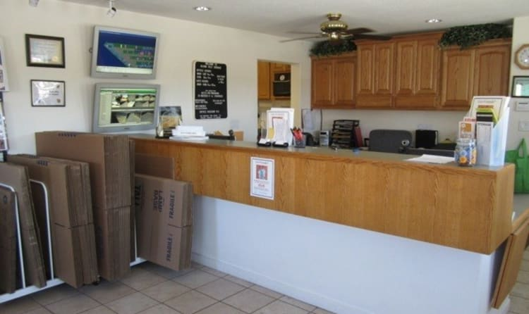 Boxes and moving supplies available at Acorn Self Storage - Pittsburg in Pittsburg, California