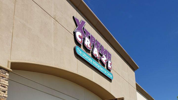 Xtreme Craze Fun Center Rocklin California