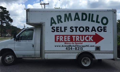 Armadillo South Self Storage