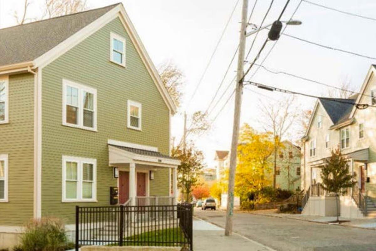 View our Amherst Gardens properties at ONE Neighborhood Builders Apartments in Providence, Rhode Island