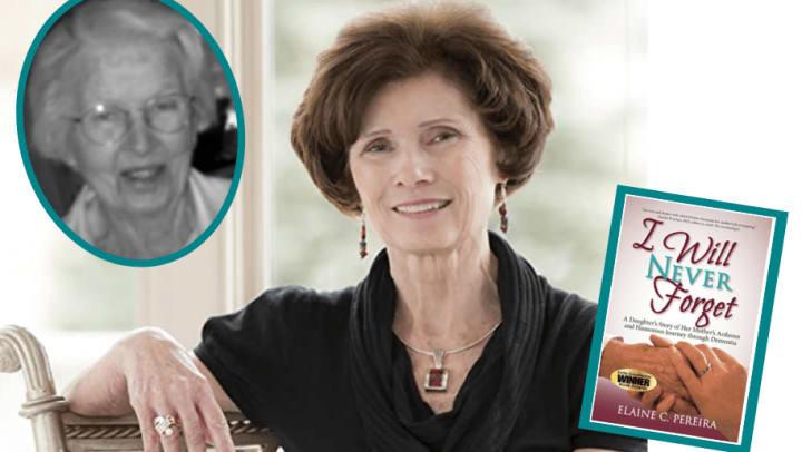 Elaine C. Pereira & Book