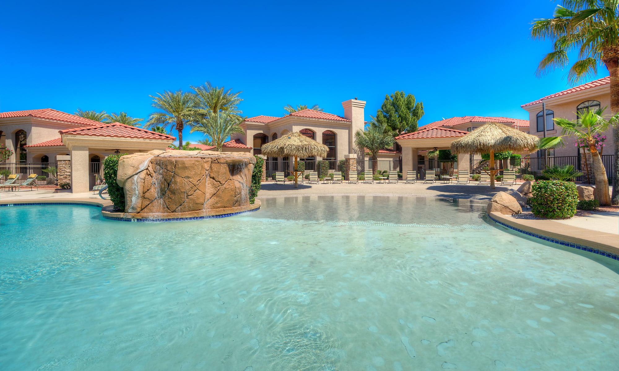 Apartments at San Lagos in Glendale, Arizona