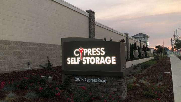 Cypress Self Storage of Oakley