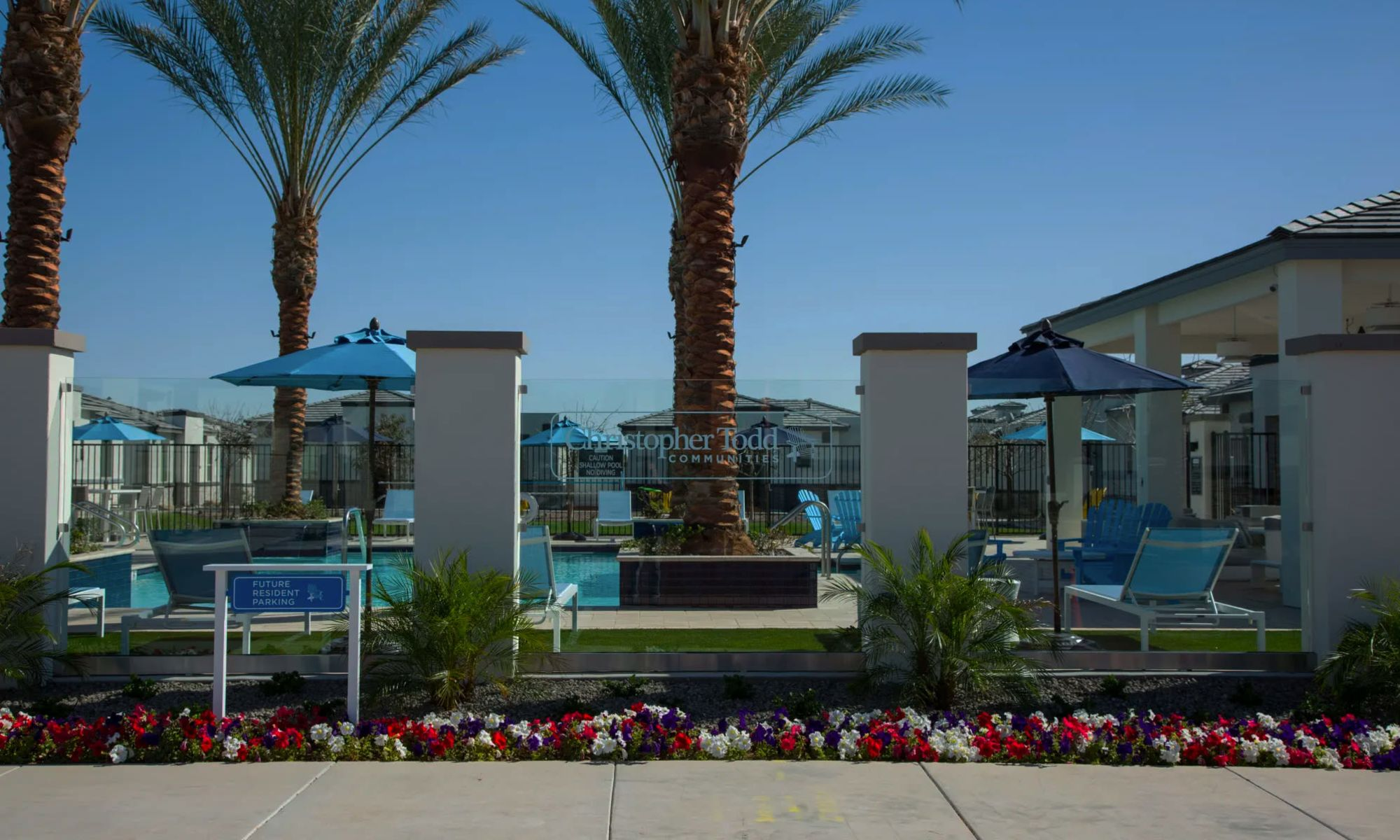 Apartments in Tolleson, Arizona at Christopher Todd Communities at Country Place