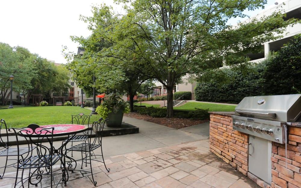 Link to amenities at City Plaza in Atlanta, Georgia