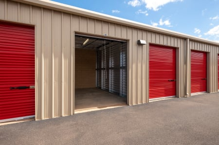 Exterior units at StorQuest Express - Self Service Storage in Kapolei, HI